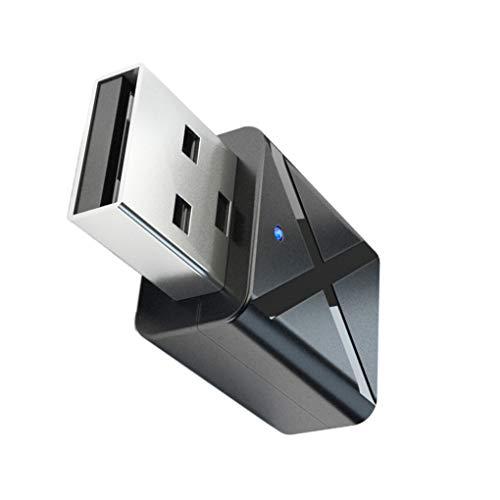 Morza Bluetooth USB 5.0 Transmisor Receptor TV Altavoz