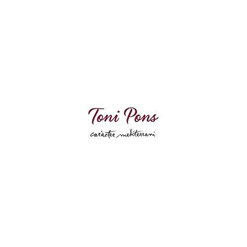 Soldes - Lloret - Espadrilles Bleu Compensé bride cheville - Toni Pons N-Bleu