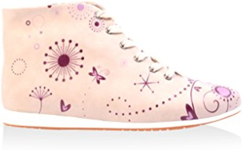 GOBY scarpe da ginnastica Alta Lnd1126 Crema EU 38 | Prima Consumatori  | Sig/Sig Ra Scarpa