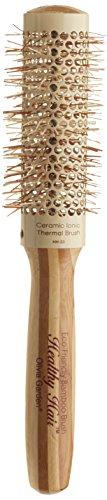 Olivia Garden, Spazzola rotonda termica Healthy Hair, in ceramica e