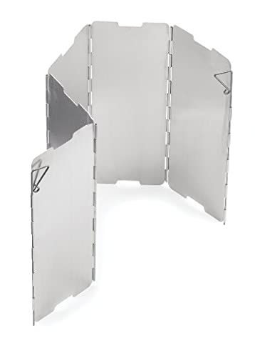 Gelert Folding Aluminium Windscreen