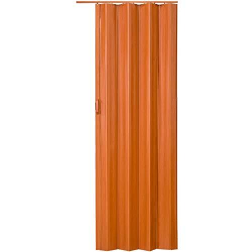 LD Porte Pliante en Plastique PVC 80 x 203 cm