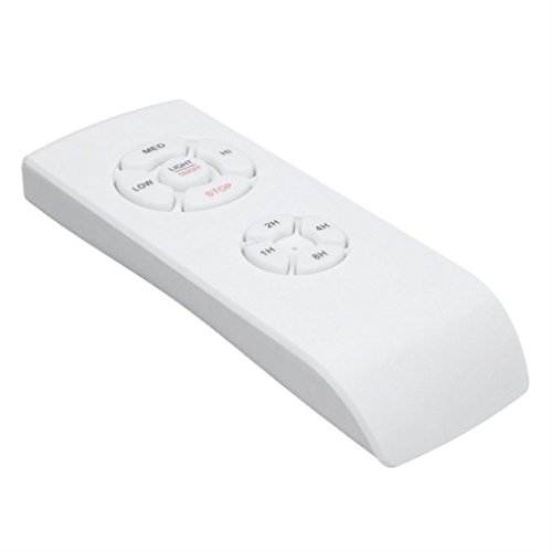 Kit de mando a distancia universal para lámpara de ventilador y mando a distancia inalámbrico