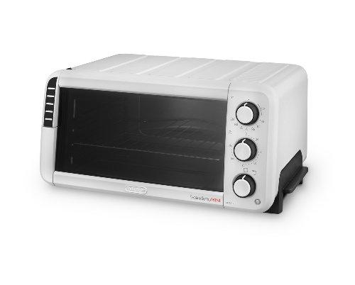 31MuQbTBM%2BL - De'Longhi EO12012 Mini Oven - White