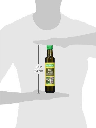 Seitenbacher Bio Hanf Öl rein nativ, kaltgepresst/1 Pressung, 1er Pack (1 x 250 g) - 6
