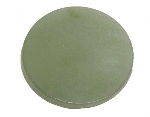 Galet de jade (pour poser la colle)