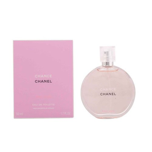 Chanel Gel Parfüm (Chanel Chance Eau Vive 126550 Eau de Toilette Spray, 50 ml)
