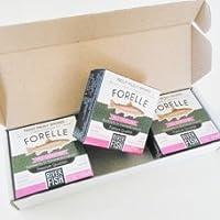 Forelle mild geräuchert Premium 3-er Vorteilspackung Konservendose 100g