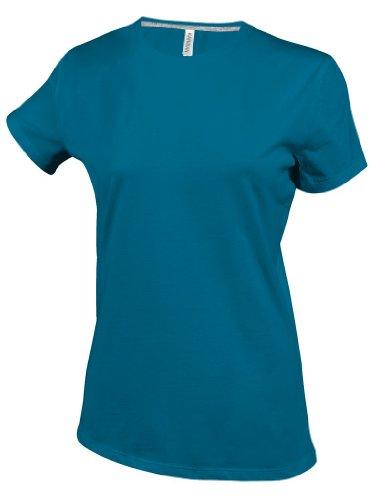 Figurbetontes Ladies T-Shirt Black