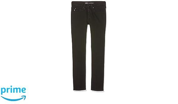 V76 Overdye Black Skinny Jean