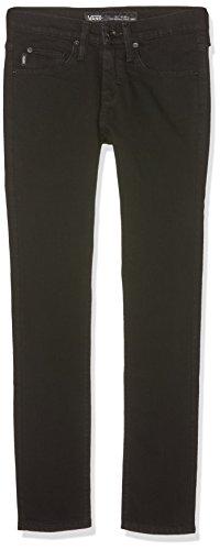 Vans Herren Jeans Jeans Jeans V76 Skinny, Gr. Gr. W32/L30 , Schwarz (Overdye Black) (Black Denim Skinny Jeans)