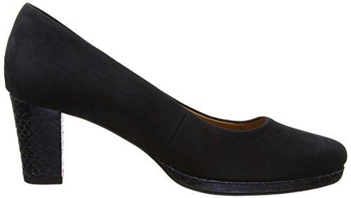 Gabor Comfort, Escarpins Femme Bleu (pazifik ocean 16)