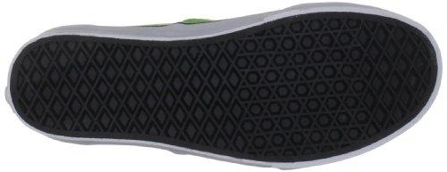 Vans Vscq804, basses mixte adulte Vert (Green Flash/Bla)