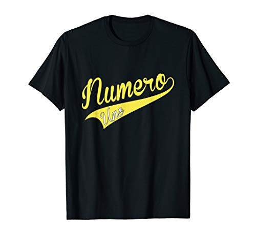 Numero Uno Style T-Shirt Streetwear Trend Männer Frauen