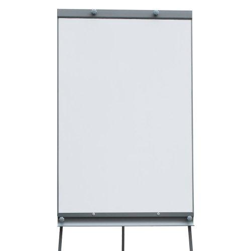 Flipchart Whiteboard ca. 65x95cm, höhenverstellbar inkl. 12 Magnete