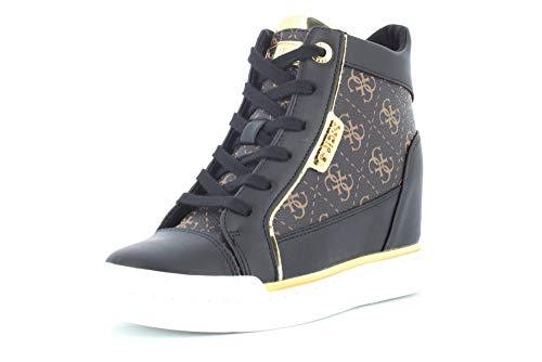 GUESS Zapatillas Zapatos Mujer cuña Interna FL7FABFAL12