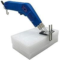 Cuchillo de corte de calor eléctrico de 220 V de espuma refrigerada por aire (200 W) uso continuo de poliestireno extruido para grabado, kit de herramientas de tallado