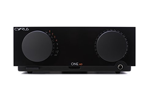 Cyrus ONE HD - Vollverstärker mit digitalen und analogen Inputs und Bluetooth