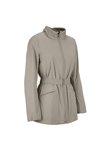 Geox Damen Mantel Woman Jacket Beige