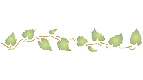 Plantilla de hojas - 21