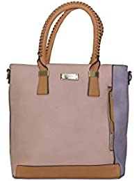 Senora Handbag For Women (Colour-Peach)