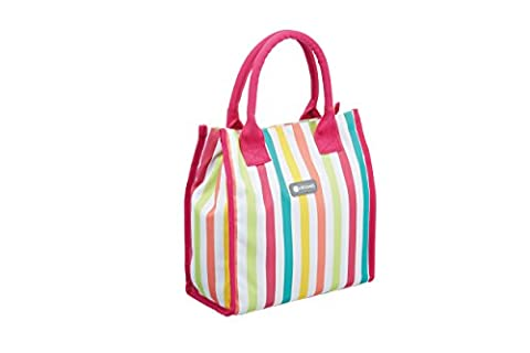 Kitchen Craft Coolmovers Sac Cool, 4litres (Petit)–Motif rayures Multicolore