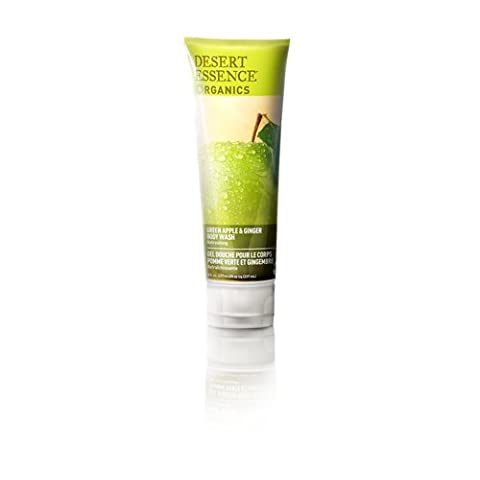 Desert Essence Green Apple & Ginger Body Wash 235 ml