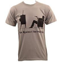 Rage Against The Machine Fuck You Won't Do What You Tell Me T-Shirt grau