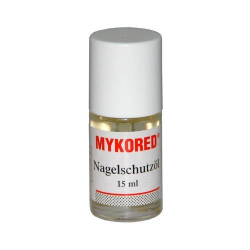 Mykored Nagelöl, Schutz vor Fußpilz u. Nagelpilz, 15ml