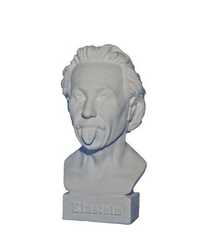 gipsnich Büste Einstein, Albert