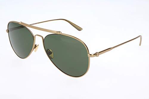 Calvin Klein Herren Sonnenbrille, Green, 58