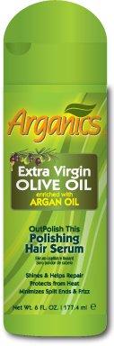 Arganics Outpolish ce sérum cheveux Polonais 175 ml (pack de 2)