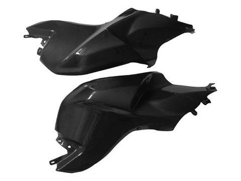 Parts deposit carbon. Moto BMW K1300S. Real Carbon Fiber