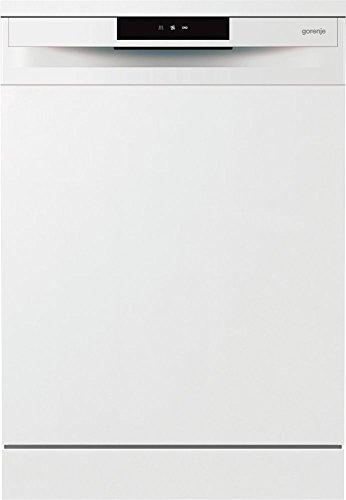 Gorenje GS 62010 W SmartFlex Essential/Freistehender Geschirrspüler/A++/12 Maßgedecke/258 kWh/Jahr/60 cm/Total AquaStop/weiß