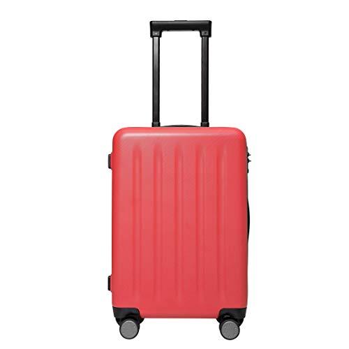 Mi Polycarbonate 55 cms Red Hardsided Cabin Luggage (XDLGX-01)
