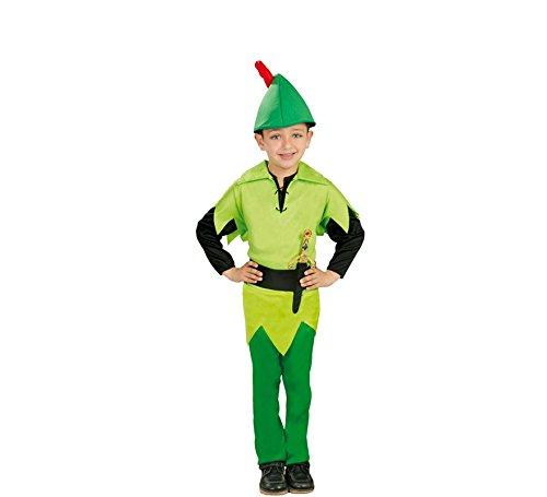 Für Robin Kostüm Kleinkind - Guirca Bogenschütze Kostüm für Jungen Gr. 98-134, Größe:98/104