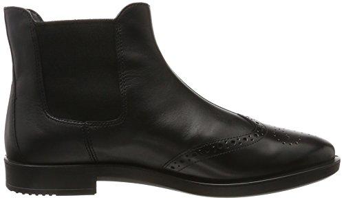 Ecco Damen Shape M 15 Chelsea Boots Schwarz (nero / Nero)