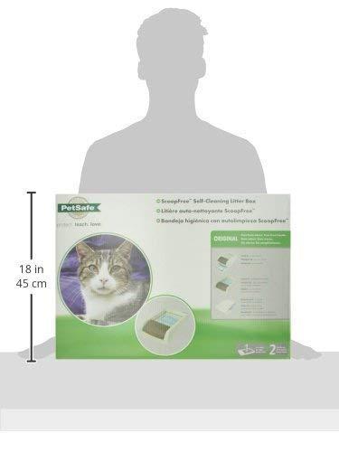 PetSafe Selbstreinigende Katzentoilette ScoopFree PAL19-14657 - 8