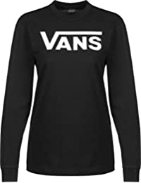 08bfd45e1 Amazon.co.uk: Vans - Tops, T-Shirts & Blouses / Women: Clothing