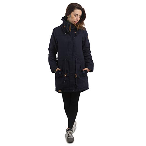 Ragwear Damen Wintermantel Parka Elba Coat A - 4