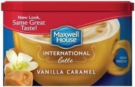 maxwell-house-international-latte-vanilla-caramel-flavored-instant-coffee-87-oz-2-pack-by-kraft