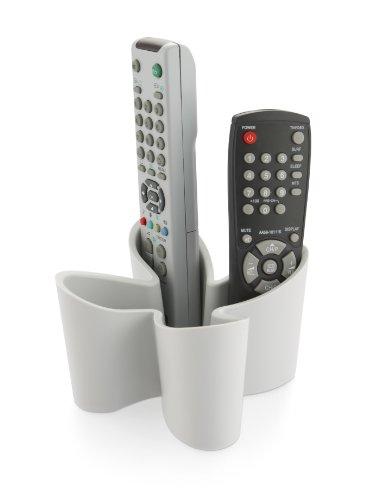 J-Me - Contenitore per telecomandi dal design originale grigio
