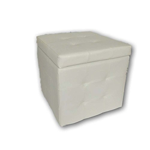 Puf-Arcn-bal-Banqueta-reposapis-caja-de-sinttica-40-x-40-x-40