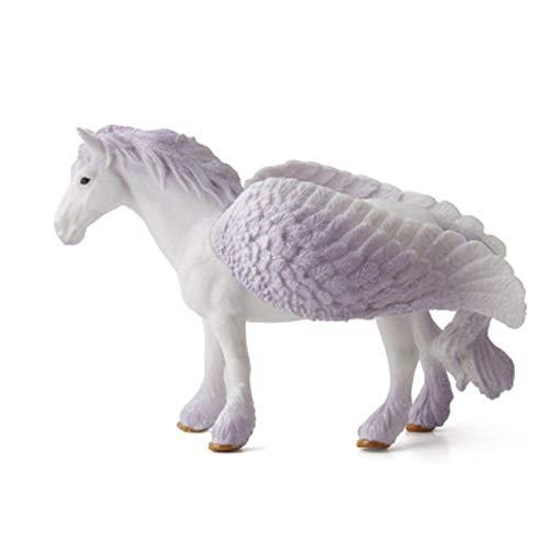 RoadRoman Simulation Tiermodell Pegasus Einhorn Modell Spielzeug