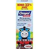 ORAJEL TODDLER TRAINING TOOTHPASTE 42.5G...