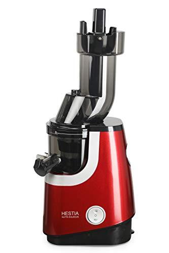 HESTIA APPLIANCES Nutri-Squeeze Cold Press Juicer