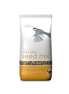 Chapelwood Premium Seed Mix 2kg