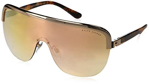 Ralph Lauren Damen 0Rl7057 93366F 42 Sonnenbrille, Mirror Gradient Rose Gold