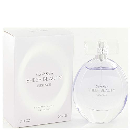 Calvin Klein - Sheer Beauty Essence Eau De Toilette Spray 8Q3980100 - 50ml/1.7oz