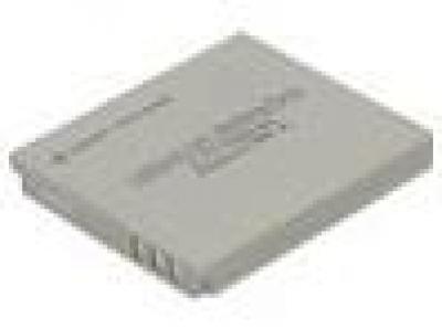 MicroBattery 3.7 V 720 mAh Grey – Batterie/Pile rechargeable Li-ion de lithium, gris, Canon dIGI. Cam)